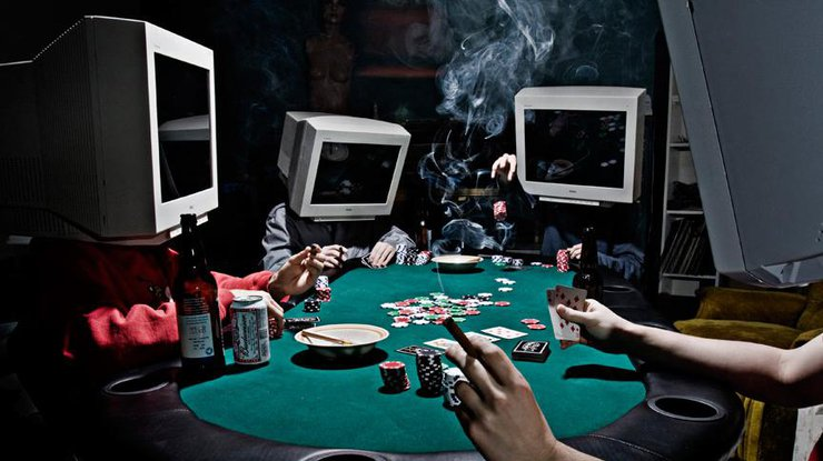 Искусственный интеллект в онлайн покере