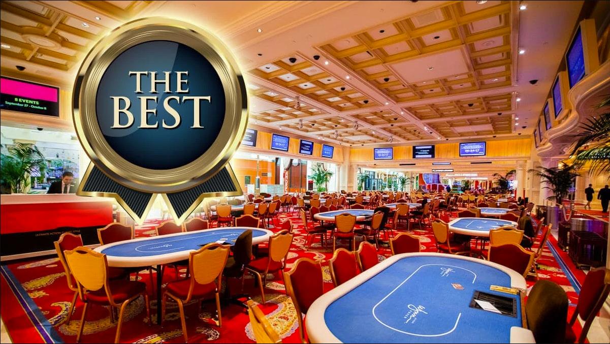 Хорошие покерные комнаты