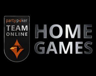 На partypoker запускают Home Games с командой стримеров Team Online