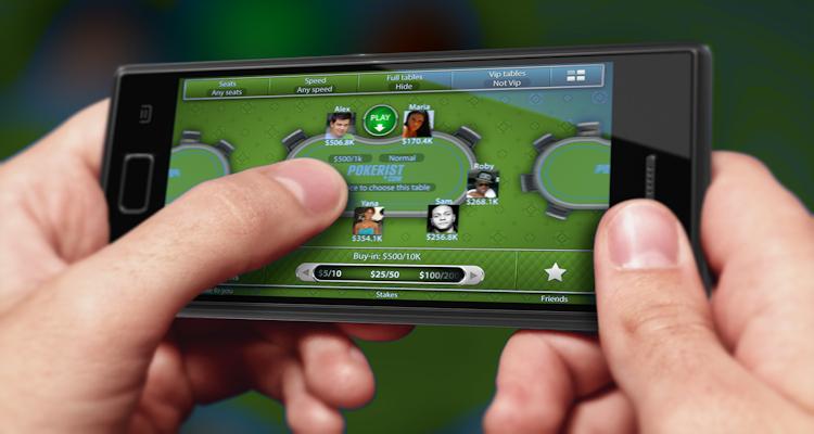 Клиент для Android в покер