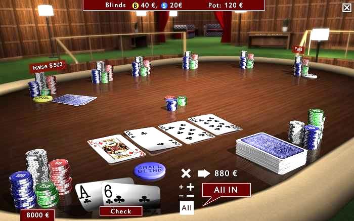 Как играть в Покер на ПК